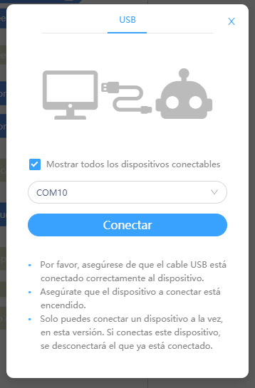Conectar Arduino